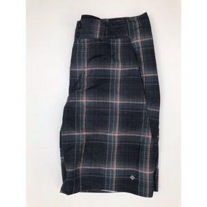 Columbia | Plaid Shorts